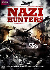 Nazi Hunters: The Heroes Who Defeated Hitler (DVD, 2015)