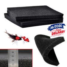 50X50cmX2cm Mat Canister Pond Foam Sponge Filter Pad Fish Tank Aquarium Wool