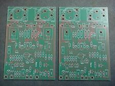 2 PIECES OF 70W CLASS AB AUDIO POWER AMPLIFIER PCB BASED ON NAIM NAP140