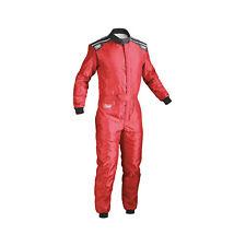 OMP KS-4 Rojo Niños Karting traje (con CIK FIA homologación) - Original - 120