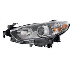2014 2015 MAZDA 6 HEADLIGHT HEADLAMP W/ HALOGEN LIGHT LAMP LEFT DRIVER SIDE