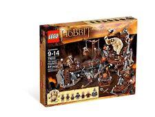 New Lego The Hobbit The Goblin King Battle (79010)