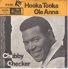 7inch CHUBBY CHECKERhooka tooka HOLLAND EX/WOC (S1546)