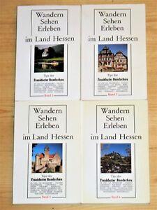 4x Wandern Sehen Erleben im Land Hessen - Tipps der Frankfurter Rundschau