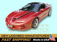 1998 1999 2000 2001 2002 Ram Air Trans Am Formula Firebird Decals & Stripes Kit