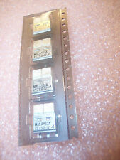 QTY (3) 4DFA-1575B-12=P TOKO 1575.4 MHz SMD BANDPASS FILTER 2 POLE 50 Ohm