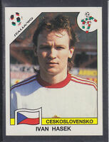 Panini - Italia 90 World Cup - # 86 Ivan Hasek - Ceskoslovensko