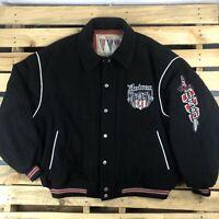 Avirex Authentic Varsity Sports Equipment Wool Jacket