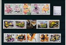 D140403 Yugoslavia Nature Insects Flowers Nice selection of MNH stamps