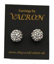 Sparkle Diamante Ball Stud Earring (12mm)