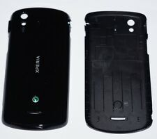 Original Sony Ericsson xperia Pro MK16i Battery Cover, Battery Cover, Black