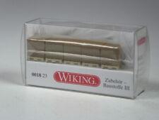 Wiking Zubehör Set 001823 Baustoffe III Paletten TOP in OVP