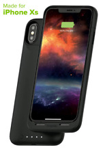 MOPHIE Juice Pack Air-IPHONE Xs/X-Wireless Charging Battery Case Black