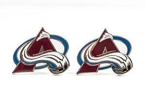 Colorado Avalanche Cufflinks NHL Hockey