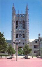 Columbia~Memorial Union Arch Clock Close Up~University Of Missouri~1970s PC