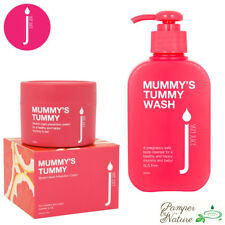 Skin Juice Mummys Tummy Wash 250ml + Stretch Mark Prevention Cream 200ml