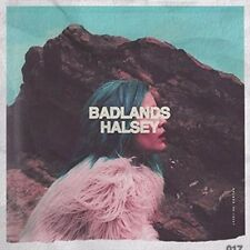 Halsey Badlands 2015 UK Blue Vinyl LP Mp3