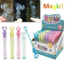 1PC Super Magic Bubble Soap Bottles Bubbles Blower Bubble Maker Kids Outdoor Toy