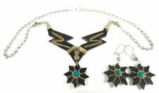 Women's Turquoise South American Jewellery Sets