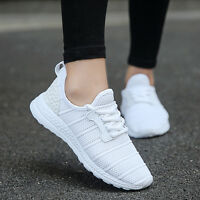 Women's Running Shoes Sneakers Breathable Mesh Sports Casual Shoes Fashion New