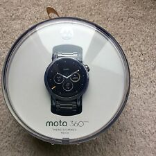 Motorola 00814NARTL Moto 360 2nd Generation Mens 46mm Smart Watch Silver Gen