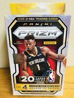 2020-21 PANINI PRIZM NBA BASKETBALL HANGER BOX LAMELO EDWARDS ZION ORANGE ICE