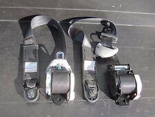 (031JDM MITSUBISHI CN9A EVO4 EVO IV LANCER front Seat Belt Shoulder Pads OEM
