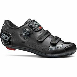 Sidi Alba 2 Women's Bicycle Cycle Bike Road Shoes Black / Black