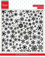 MARIANNE DESIGN Clear Stamps ICE CRYSTALS CS0944 130mm x 130mm