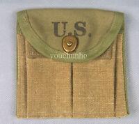 WWII US M1 Carbine Ammunition Pouch - US008