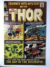 JOURNEY INTO MYSTERY #119 (1965) 1ST WARRIORS THREE! Free Shipping!