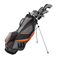 Wilson X-31 10 Club Mens Package Set (10 Clubs & Bag) Regular Graphite