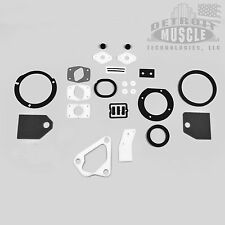 Mopar A Body 67 68 69 70 71 72  NON AC Firewall Gasket Set Kit Dart Duster DMT