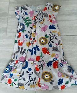 Mini Boden Girls Dress 7-8 Years