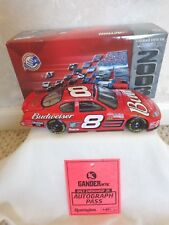 Dale Earnhardt Jr. Signed 1:24 Scale NIB NASCAR Stock Car (#2877) with Pass