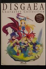 JAPAN Disgaea Hour of Darkness Character Collection (Art Book)