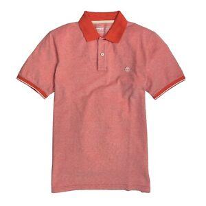 Timberland Men's Short Sleeve Pique Solid Polo Shirt A22FG