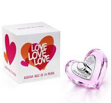 LOVE LOVE LOVE de AGATHA RUIZ DE LA PRADA - Colonia / Perfume EDT 50 mL  - Woman