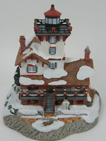 2000 Harbour Lights 710 Hereford Inlet  New Jersey Lighthouse Christmas AN# 5100