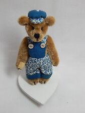 "World of Miniature Bears 2.5"" Plush Bear Clayton #5006 CLOSING"