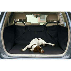 """K&H Pet Products Quilted Cargo Cover Black 52"""" x 40"""" x 18"""""""