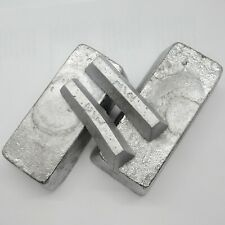 Lead Ingots Soft Fluxed Lead Ready for Your DIY Lead Hobbies 5, 10 or 20 lbs