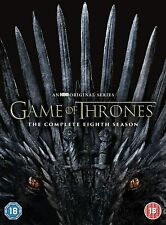 Game of Thrones: Season 8 Box Set - BRAND NEW AND SEALED