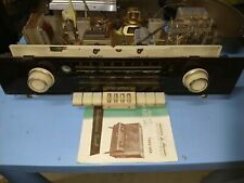 Grundig Majestic Hifi radio from model 7035 cabinet.