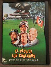 El club de los chalados [1980 - Harold Ramis] DVD