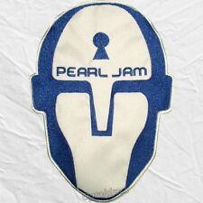 Pearl Jam Binaural Head Embroidered Big Patch Rock Band Eddie Vedder McCready