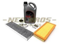 Mini R55 R56 Cooper S N14 Full Service Kit   Air Oil Cabin Filter Sparks & Oil