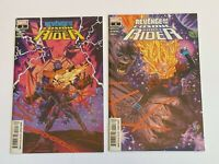 Revenge of the Cosmic Ghost Rider Lot: 3 & 4 Marvel 2020