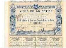 Mines de la betica Paris 1910 españa hochdeko
