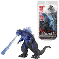 Godzilla 2001 Atomic Blast Glows In The Dark Action Figures Collection Model Toy